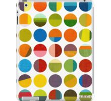 Forty Nine Circles iPad Case/Skin