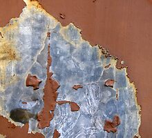 Peeling Paint 18 by rdshaw