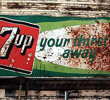 7-Up Your Thirst Away by Ryan Houston
