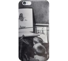 Let's Talk about Jane iPhone Case/Skin