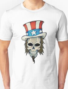 T-BAGS : Uncle Sam T-Shirt