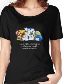 Penguination - 1 Penguin 1 Vote Women's Relaxed Fit T-Shirt