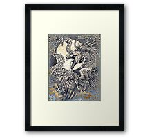 The Gwiber of Penmachno Framed Print