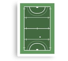 SPORT PERSPECTIVE - FIELD HOCKEY Canvas Print