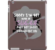 marceline with lyrics iPad Case/Skin