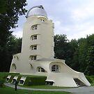 """The """"Einsteinturm"""" in Potsdam by Rupert  Russell"""