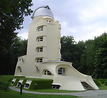 "The ""Einsteinturm"" in Potsdam by Rupert  Russell"