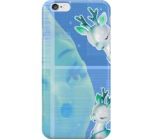 Yuletide elfishness iPhone Case/Skin