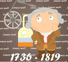 James Watt by alapapaju