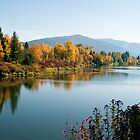 Pend Oreille River I by GesturesPhoto