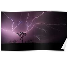 Alice Springs Storm 1 Poster