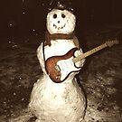 Snow Man by Dylan Reid