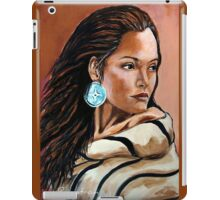 Lone Star, Wrapped In Tradition iPad Case/Skin