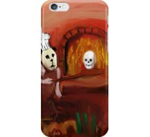 In the oven iPhone Case/Skin