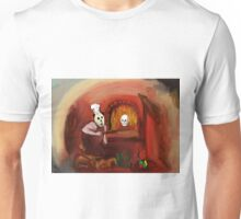 In the oven Unisex T-Shirt