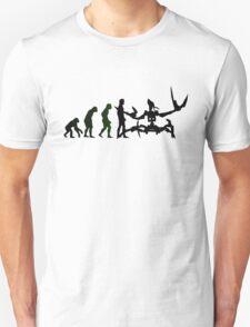 Evolution of Bionicle Unisex T-Shirt