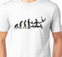 Evolution of Bionicle Unisex T-Shirt