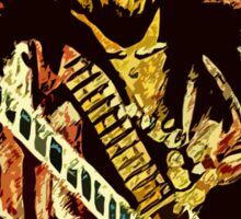 Jimi Hendrix - Design 4 Sticker