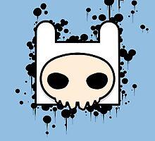 Finn Skull by crabro