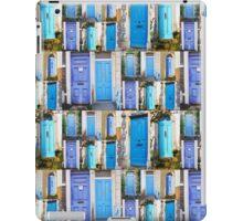 Blue Front Doors iPad Case/Skin