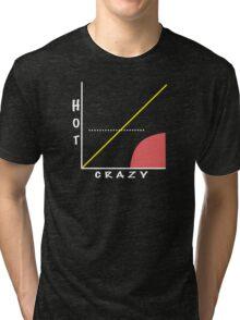 Vicky Mendoza, Barney Stinson Tri-blend T-Shirt