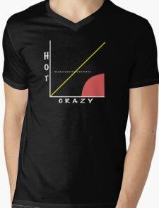 Vicky Mendoza, Barney Stinson Mens V-Neck T-Shirt