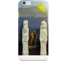 The Ten Commandments   To a Better Place iPhone Case/Skin