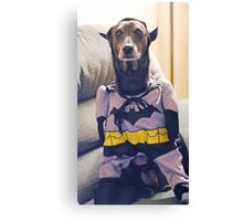 BatMan Scooby!!  Canvas Print