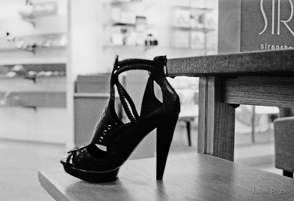 SIR shoe by Juilee  Pryor
