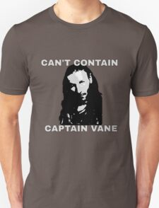 Can't Contain Captain Vane T-Shirt