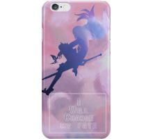 I Will Change My Fate iPhone Case/Skin