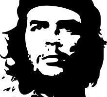Banksy Print Che Guevara by willsharpe1