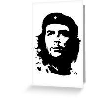Banksy Print Che Guevara Greeting Card