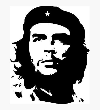 Banksy Print Che Guevara Photographic Print