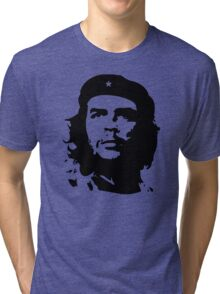 Banksy Print Che Guevara Tri-blend T-Shirt