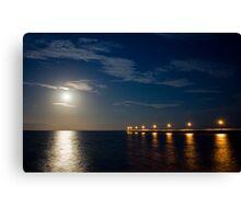 Tranquil Moonlight Canvas Print