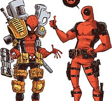 Approved by Deadpool by Exotix