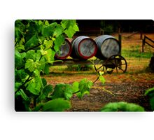 """Vine to Vintage"" Canvas Print"