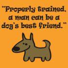Dog's Best Friend by Sharon Stevens