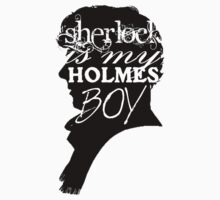 Holmes Boy by Mimi Robinson