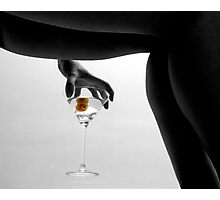 martini! Photographic Print
