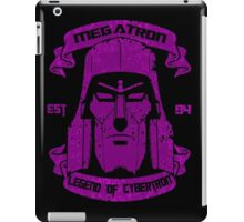 Legend Of Cybertron - Megatron  iPad Case/Skin