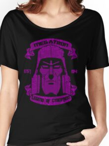 Legend Of Cybertron - Megatron  Women's Relaxed Fit T-Shirt