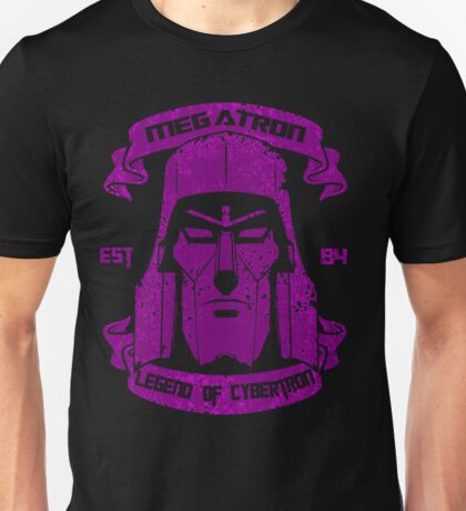 Legend Of Cybertron - Megatron  Unisex T-Shirt