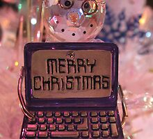 A Computer Kinda Christmas by TLCGraphics