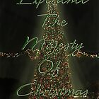 Experience the Majesty of Christmas by TLCGraphics