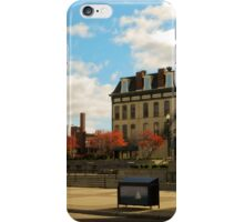 Downtown Sandusky Ohio iPhone Case/Skin