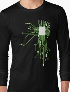 Circuitry Long Sleeve T-Shirt