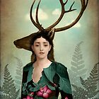 Forest Warrior by Catrin Welz-Stein
