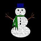 Sam the Silly Snowman by Dmarie Becker